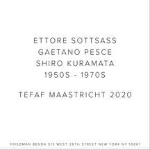 Ettore Sottsass, Gaetano Pesce, Shiro Kuramata: 19...