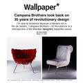 Campana Brothers look back - Press