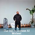 The Call to Release Ai Weiwei