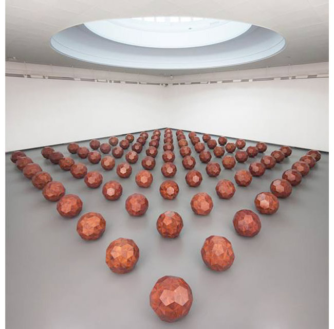 Real Life Stories: 81 Wooden Balls - Exhibitions