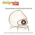 Campana Brothers Unveil Concepts in New York