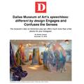 Dallas Museum of Art's speechless: different by de...