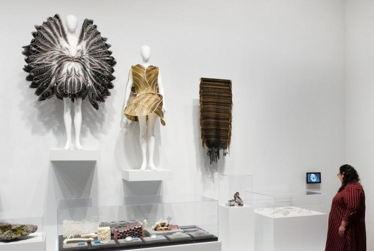 Designs for Different Futures - Exhibitions