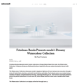 Friedman Benda Presents nendo's Dreamy Watercolo...