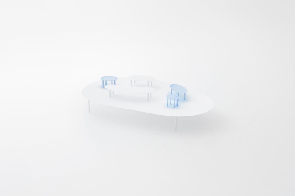 nendo [Established, Tokyo, 2002] Watercolour 09, 2...