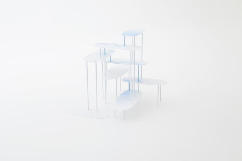 nendo [Established, Tokyo, 2002] Watercolour 18, 2...