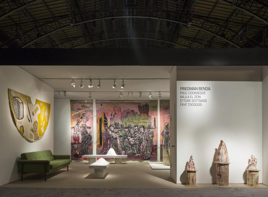 The Salon: Art + Design - Exhibitions