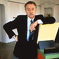 Ettore Sottsass, Born 14 September 1917, Innsbruck...