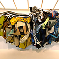 Test-Driving John Chamberlain's Sculptures at the...