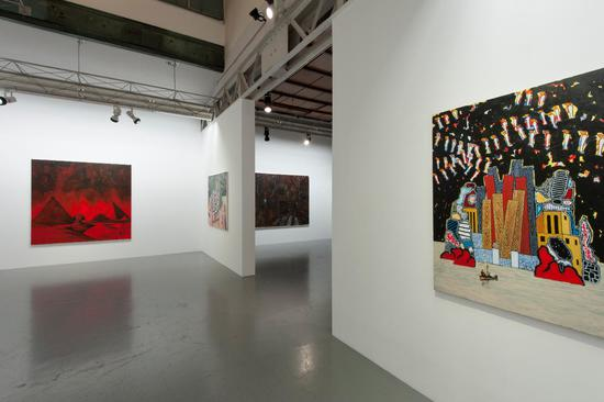 Tadanori Yokoo: Destination, the Teshima Art House Project - Exhibitions