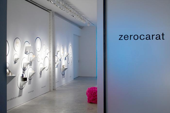 Zerocarat. Friedman Benda, New York, NY, Dece...